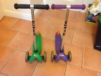 Mini Micro Scooters £25 Each