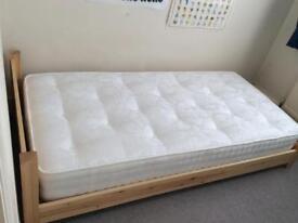 Warren Evans single bed