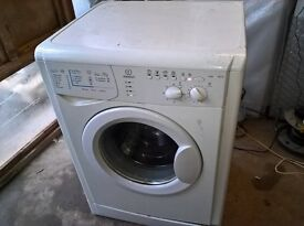 Washing machine Indesit...Cheap Free delivery