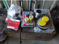 Job lot rods reels equipment