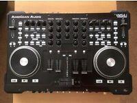 American Audio VMS4 DJ Mixer