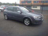 VAUXHALL ASTRA SXI 1.6 56 plate 89000 miles MOT ONE YEAR GREY 5 door free 30 day/1000 mile warranty