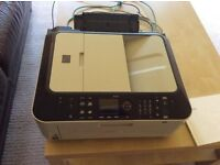 CANON MX 350 ALL IN ONE PRINTER - NOT PRINTING - FOR SPARES OR REPAIR