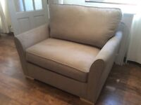 Brand new single sofa bed. Too big for new home. £250 ONO