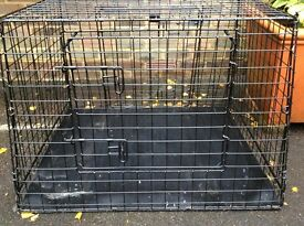 Dog cage suitable for large dog
