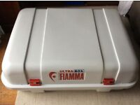Fiamma Ultra box 2, roof box for motorhomes and others.