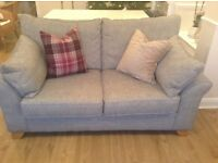 New large 2 seater sofa from Harvey's - purchased in May 2016 - 70% off original store price!