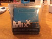 Mixx S1 wireless Bluetooth Speaker