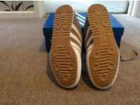 Brand new men's adidas trainers