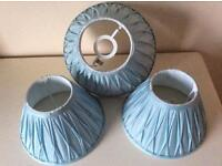 Three lampshades bought in error and unused