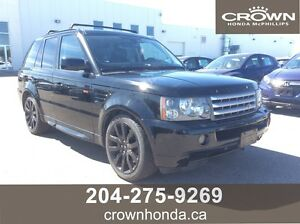 2007 RANGE ROVER SPORT *AS TRADED*