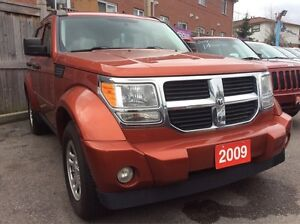 2009 Dodge Nitro MINT CONDITION All Power Options AUX Input Allo