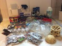 Assorted Tattoo Equipment and Supplies. New and Unused
