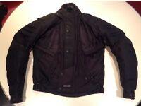 Frank Thomas - men's motorcycle jacket - M