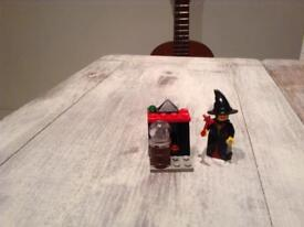 Lego fright nights witch and fireplace 2872 for sale