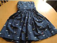 Girls dress,HOLLISTER size XS,Age 7/8