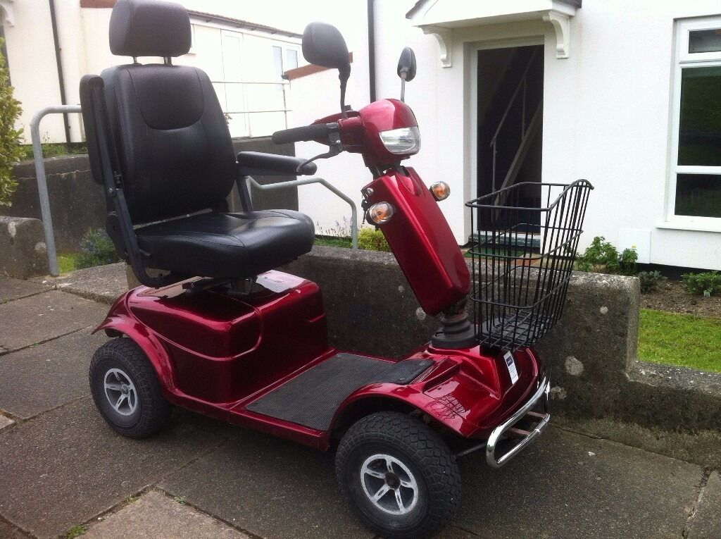 Mobility Scooters For Sale >> Rascal 329le Mobility Scooter For Sale In Plymouth Devon Gumtree