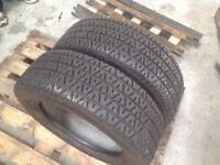 Michelin. Trx tyres