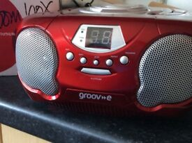 red groove boombox