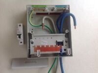WYLEX 5-way insulated RCD consumer unit NHRS504.