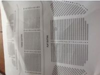 Ricky Gervais Humanity Tickets x 2