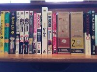 Collection of Manga Anime Books