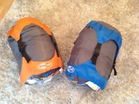 2 x Sleeping bags Sleep cell extra large (or can be sold separately)