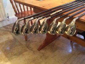 TaylorMade R7 Irons 5 - SW