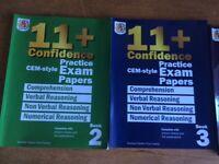 11+ practice exam papers