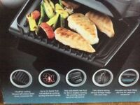 George Foreman fat reducing 5 portion grill (19920)