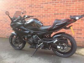 Yamaha XJ600 Diversion motor bike