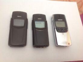 ORIGINAL NOKIA 8910/8810/8910i PHONES