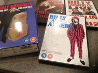 DVD box set ..Billy Connolly