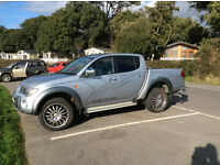 2008 Mitsubishi L200 Animal Walkinshaw Sports