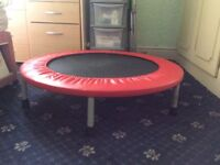 Eurotrim exercise trampoline