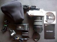 Leica DIGILUX 3 Digital SLR Camera with Leica D 14-50mm f/2.8-3.5 ASPH Lens