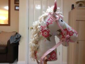 Beautiful Hobby Horse/ ride on horse