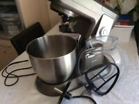 Silver crest electric mixer