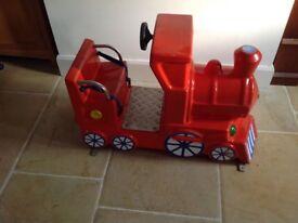 Kiddies merry go round Toy Train