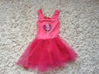 Peppy Pig dress, 5-6 years, excellent condition