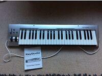 M audio 49 note USB Keyboard