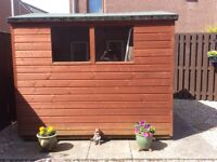 Garden Shed 8ft x 6ft.