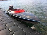 18ft Phantom Speed Boat