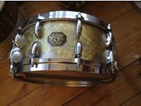 Gretsch USA snare drum. Vintage