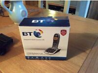 Bt4500 big button cordless phone with answering machine