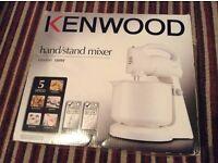 Kenwood food mixer NEW