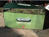 Qualcast 1400w rotary mower for sale