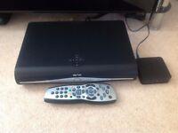 Sky+ HD box and Wifi Unit