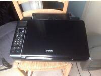 Epson Stylus SX515W colour printer