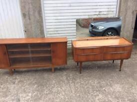 X2 vintage/old furniture